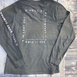O'Neill Shirts - 🐠 Men's O'Neill squared long sleeve T-shirt 🐠